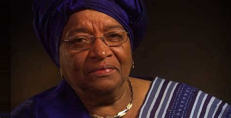 ellen johnson sirleaf biography childhood life