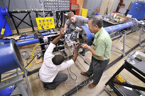schools offering programs  aerospace engineering