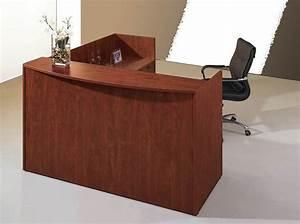 K Series Reception L Desk By Dynamic Office Services