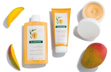 Moisturizing Mango Shampoo, Conditioner, Mask For Dry Hair