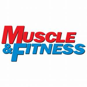 Muscle & Fitness logo, Vector Logo of Muscle & Fitness ...