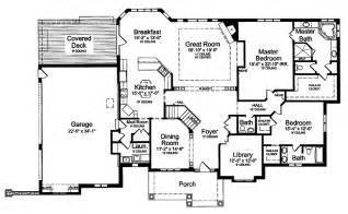 house plans two master suites one story master suite floor plans two master bedrooms hwbdo59035 craftsman house plan from