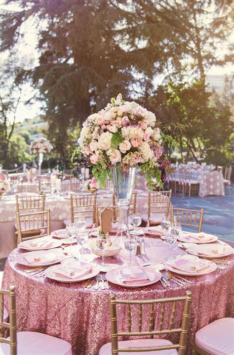 Center Table Decorations For Quinceaneras by Mon Mariage 171 La Vie En Rose 187 Mariage Com