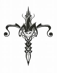 Tribal Death Joker by gothicknight213 on DeviantArt