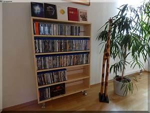 Holzmöbel Selber Bauen : bluray dvd regal bauanleitung zum selber bauen holzm bel pinterest dvd regal ~ Orissabook.com Haus und Dekorationen