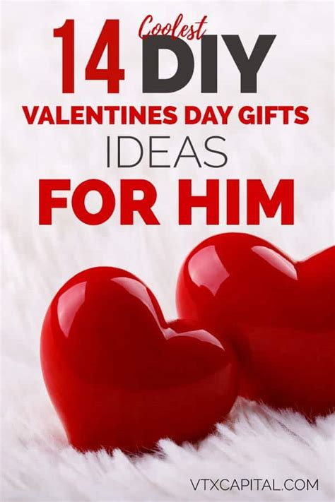 The most common valentines day gift for him material is porcelain & ceramic. 11 Creative Valentine's Day Gifts for Him That Are Cheap ...