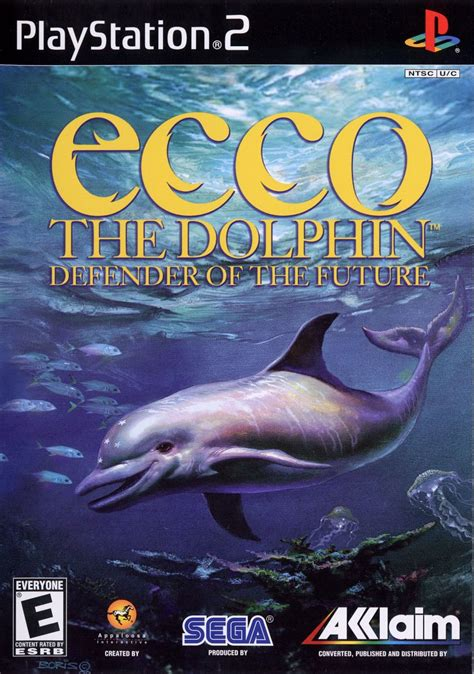 Ecco the Dolphin: Defender of the Future for PlayStation 2 ...