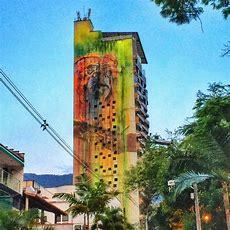 Planet Of The Apes! El Poblado, Medellin, Colombia