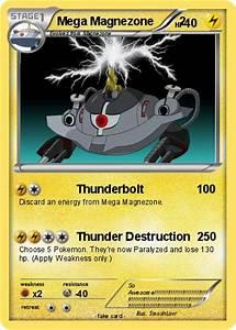 Pokémon Mega Magnezone 2 2 - Thunderbolt - My Pokemon Card