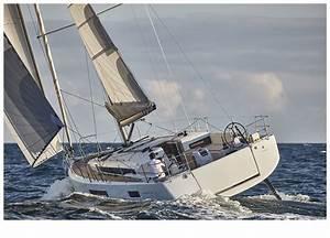 The New Jeanneau 440 Sun Odyssey