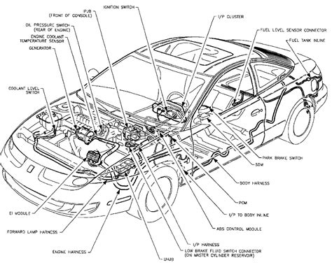 2002 Saturn Sc1 Engine Wiring Diagram by I A 1997 Saturn Sl2 That Has Isssues Starting The