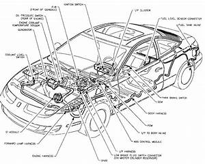 2000 Saturn Engine Diagram  U2022 Downloaddescargar Com