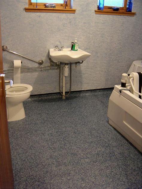 Floor Tiles For Bathroom Non Slip by Non Slip Vinyl Flooring Tile For Bathrooms