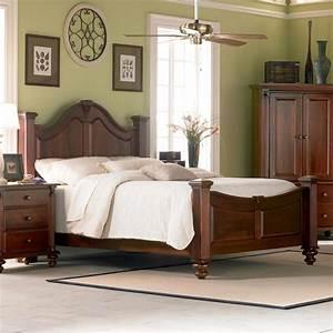 Mobel Furniture Passages Transitional Wellington Bedroom