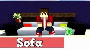 Minecraft Möbel Bauen : sofa bei minecraft bauen ~ A.2002-acura-tl-radio.info Haus und Dekorationen