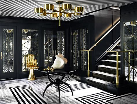 Inspirations & Ideas How to Decorate with Black Walls