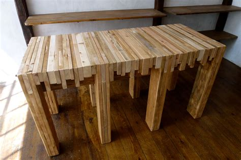Butcher Block Bistro Table  Butcher Block Table To Match