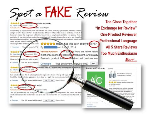 Understanding And Spotting Fake Amazon Reviews… And How