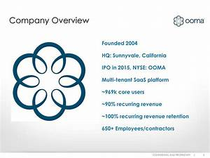 Ooma 2019 Q3 - Results - Earnings Call Slides - Ooma (NYSE ...
