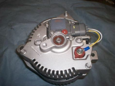 Ford Mustang Galaxie One Wire Alternator