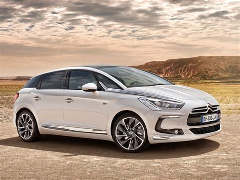 Citroen Ds5 Photos Photogallery With 177 Pics Carsbasecom