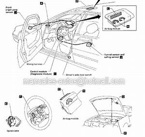 Manual De Reparacion Nissan Altima 1994