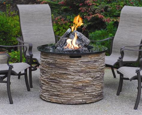 Backyard Propane Pit by Cool Outdoor Pit Designs Pit Design Ideas