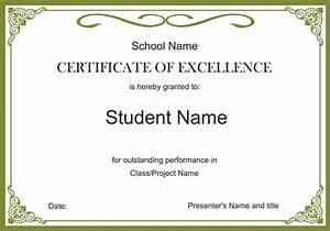 Free 26  Printable Sample Certificate Templates In
