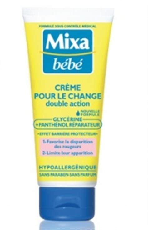 yves rocher siege crème pour le change mixa bébé mixa