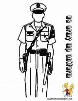 Coloring Army Pages Military Uniform Printables Boys Police Printable Soldier Mp Yescoloring Guard Soldiers Security Template Sheets Brawny Colors Veterans sketch template