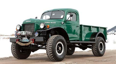 Legacy Power Wagon For Big Boys Classic Driver Magazine