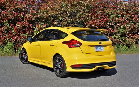 Fort Focus St by 2017 Ford Focus St The Car Magazine