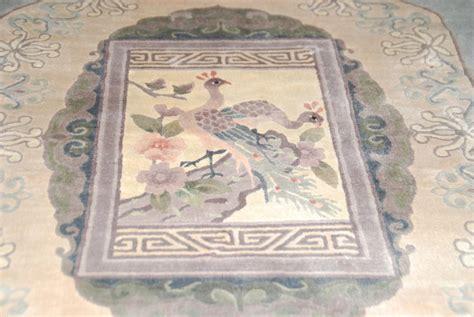 tapis chinois en soie xx 232 me 240cmx170cm tapis tapisseries