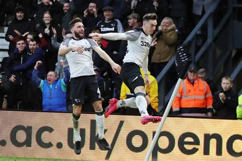 Derby County defender makes brutally honest admission ...