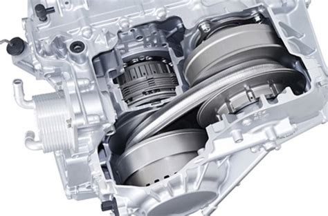 Honda Develops New Cvt, Available With Step Wgn