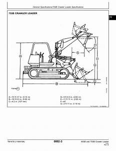 John Deere 755 B Crawler Loader Service Repair Manual
