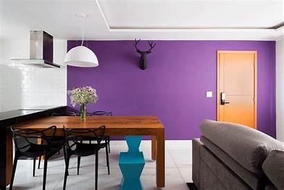Sala Apartamento Jantar Madeira Decorado Cores Casa