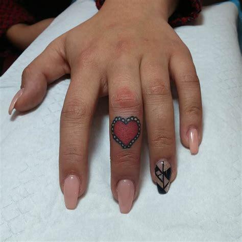 28+ Small Heart Tattoo Designs , Ideas | Design Trends