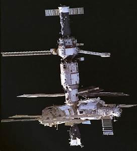 Mir Space Station Ksp