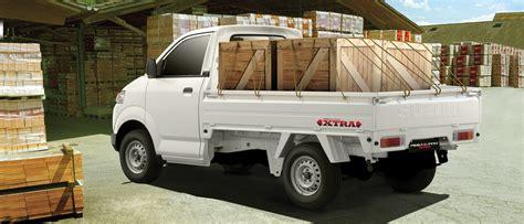 Suzuki Mega Carry Modification by Suzuki Way Of