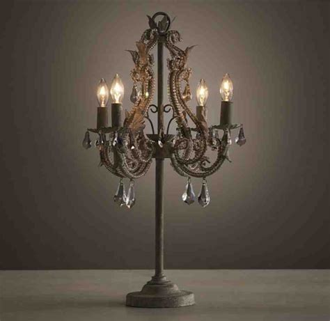 Small Hanging Chandelier by 25 Best Collection Of Small Chandelier Table Ls