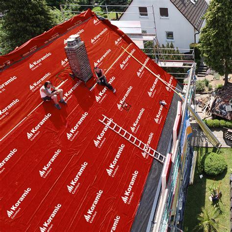 Die Richtige Abdichtung An Der Richtigen Stelle by Dachsanierung Mit Aufsparrend 228 Mmung Energie Fachberater