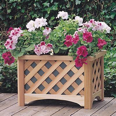 windsor rectangle outdoor planter box  shipping