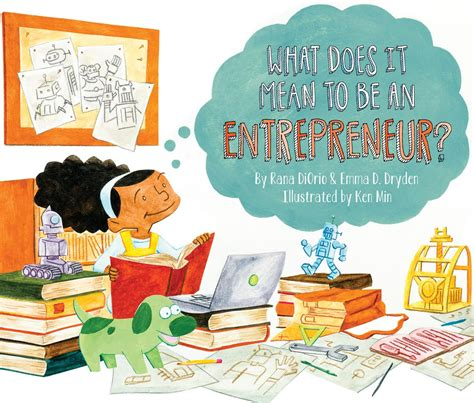 What Does It Mean To Be An Entrepreneur?  Children's Book. Job Resume Format Sample. Resume Text Example. Cad Drafter Resume. Electrician Resume Format. Resume Posting Websites. Education Format On Resume. Corporate Development Resume. How To Make An Impressive Resume With No Experience