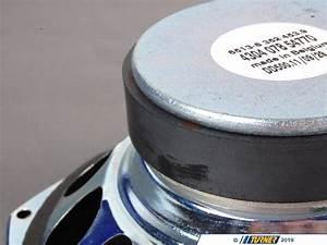 65138352453 - Rear Package Shelf Subwoofer