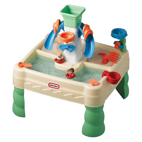 little tikes water table little tikes sandy lagoon waterpark at hayneedle
