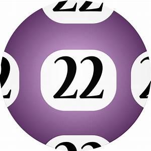 Clipart 22 Lotto Ball