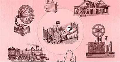 Century 19th History Health Happiness Neurasthenia Animated