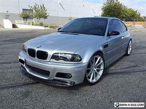 2002 Bmw M3 E46 M3 Slick Top 6 Speed Manual Dinan Rare For