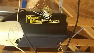 Wayne Dalton Classic Drive Piece Of Junk Garage Door